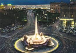 Italy Roma Piazza della Repubblica e Stazione Termini