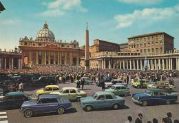 Italy Roma Piazza San Pietro