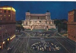 Italy Roma Piazza Venezia e Altare della Patria