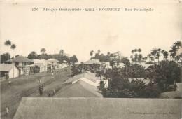 GUINEE FRANCAISE KONAKRY RUE PRINCIPALE - Guinée Française