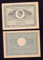 ROMANIA,BILLETE,PAPER MONEY,BANKNOTE,100 Lei 1945,condition UNC/NONCIRCULE !! - Roumanie
