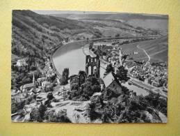 TRABEN - TRARBACH. Les Ruines De Grevenburg. - Traben-Trarbach