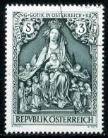 Österreich - Michel 1238 - OO Gestempelt (A) - Gotik Österreich - 1945-.... 2a Repubblica