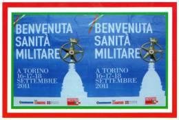 [DC1530]  CARTOLINEA - SANITA' MILITARE - Militari