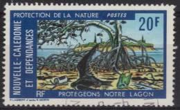 Nouvelle-Calédonie - N° 404 Oblitéré - Protection De La Nature - Nueva Caledonia