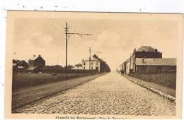 Chapelle-lez-herlaimont- Rue De Trazegnies - Fontaine-l'Evêque