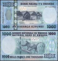 Rwanda P 35 - 1000 1.000 Francs 1.2.2008 - UNC - Rwanda
