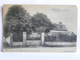 CPA (78) Yvelines - GAMBAIS - Villa Landru - Vue De La Route De Houdan - Autres Communes