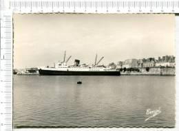 SAINT MALO   - Paquebot Assurant La Liaison Entre L´Angleterre Et Saint Malo -   N°  167 - Dampfer