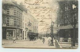 CHARLEROI  - Rue De L'Ecluse. - Charleroi