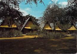 Afrique- (Benin) Hôtel D´Arly (Editions:M.Rouillé Cotonou 0166-carte écrite Du Dahomey, Pas De Marque Postale)*PRIX FIXE - Benin