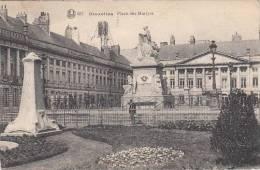 Bruxelles - Place Des Martyrs (animée, Peu Vue) - Bruxelles-ville