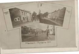 Carte Postale Ancienne De MAUBERT FONTAINE - Frankreich