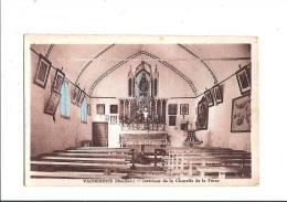 VACHERESSE. - Intérieur De La Chapelle De La Paraz. - Vacheresse