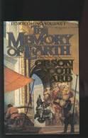 The Memory Of Earth  °°° Orson Scott Card  Vol 1 - Romans