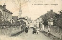 44 HAUTE GOULAINE - LA GRANDE RUE - Haute-Goulaine