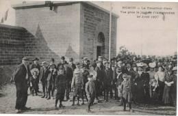 Carte Postale Ancienne De MOHON - Francia
