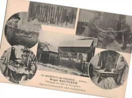 Carte Postale Ancienne De MONTCY ST PIERRE - France