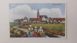M621 * NETHERLAND / HOLLAND. Marken - Kerkbuurt. Illustration - Marken