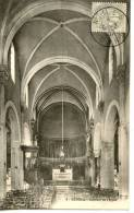 GENERAC - Gard (30) - Intérieur De L'église - Eglises Et Cathédrales