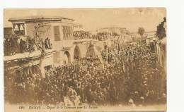 Damas 522 Depart Caravane Pour La Mecque Makkah Pilgrimage Edit Amalberti Beyrouth - Arabie Saoudite