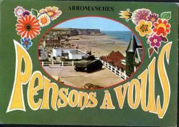 14 - ARROMANCHES - PENSONS A VOUS - Arromanches