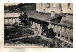 Charlieu Vue Panoramique Sur Les Cloitres Des Cordeliers Edi Mme Lafay Besacier - Charlieu