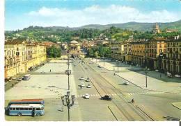 Torino, 1  Piazza Vittorio Veneto, 1965 - Piazze
