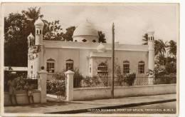 Trinidad Port Of Spain Indian Mosque Mosquée Edit Y. De Lima - Trinidad