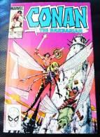 Marvel  1983 Conan The Barbarian  N° 153  (en Anglais) En Excellent état - Sammlungen