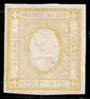 ITALIA 1862 - Yvert #1 - Mint No Gum (*) - Nuevos