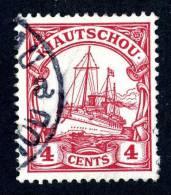 (652)  Kiautschou 1905  Mi.20 Used  Sc.25 ~~0wz (2.00 Euros) - Colony: Kiauchau