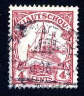 (654)  Kiautschou 1905  Mi.20 Used Sc.25 ~~0wz (2.00 Euros) - Colony: Kiauchau