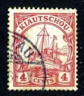 (655)  Kiautschou 1905  Mi.20 Used Sc.25 ~~0wz (2.00 Euros) - Colony: Kiauchau