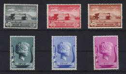 532 / 537 ** Postfris Neufs MNH - Belgique - Belgie 1940 - Muziekkapel - Chapelle Musicale - T7155g - Belgique