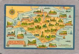 38958      Regno  Unito,    Isle  Of  Wight -  The  Garden  Island,  NV - Inghilterra