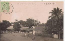 GUINEE FRANCAISE 553 KONAKRY LE MARCHE   1904 - Guinée Française