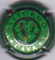 PLACA DE CAVA VALLFORMOSA 5987 - Placas De Cava