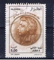 DZ+ Algerien 2004 Mi 1419 Juba II. - Algérie (1962-...)