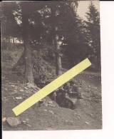 Vosges Alsace Sans Doute Metzeral Alpins  Tranchée Abri Cuisne   Poilus 1914-1918 14-18 Ww1 WWI 1.wk - War, Military