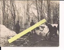 Vosges Alsace Cuisine De Muletier Col De La Schlucht   Poilus 1914-1918 14-18 Ww1 WWI 1.wk - War, Military