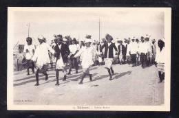 AFR2-05 SOMALI DJIBUTI DANSE ARABE - Somalie