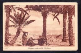 AFR2-19 LIBYA BENGASI VISTA DALLA SIULIANA - Libya