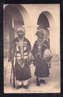 AFR2-39 ETHIOPIA HARRAR CHEFS ABYSSINS - Etiopía