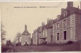 Blaison  49  Chateau De La Boutonnière - France