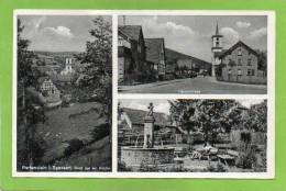 Allemagne / Partenstein I. Spessart - Cachet 1952 - Sonstige