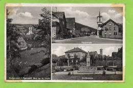 Allemagne / Partenstein I. Spessart - Ecrit Au Dos 1943 - Sonstige