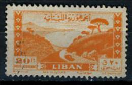 1947 - LIBANO - LEBANON - Scott Nr.  C122 - Mi 364 - Used - (S02052013.....) - Liban