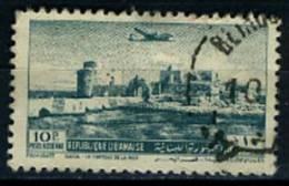 1950 - LIBANO - LEBANON - Scott Nr.  C159 - Mi 457 - Used - (S02052013.....) - Libano