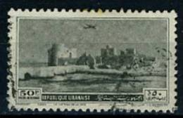 1950 - LIBANO - LEBANON - Scott Nr.  C164 - Mi 462 - Used - (S02052013.....) - Liban